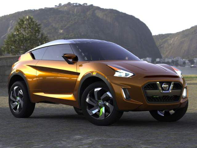 Sport Cars: Nissan Extreme Concept