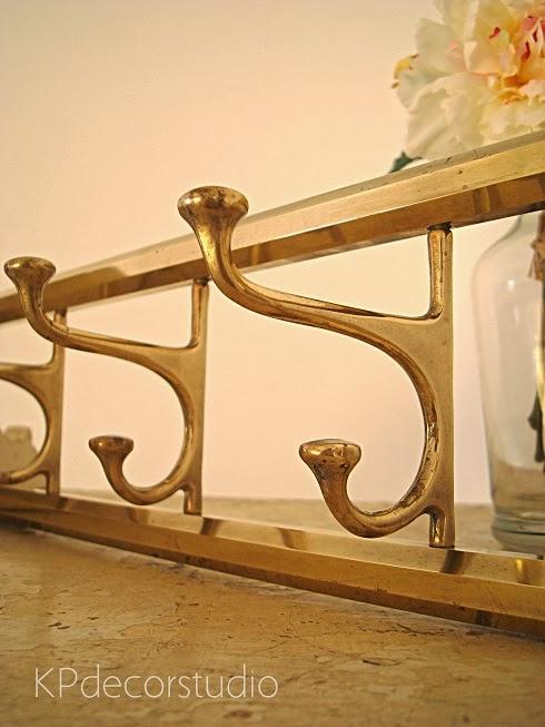 Comprar percheros online antiguos. Artículos de decoración.