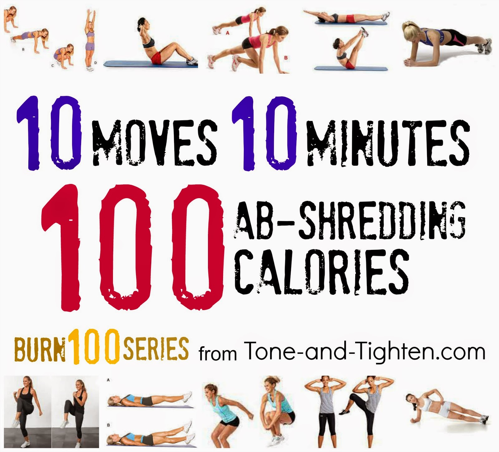Ab Workouts: 5 Great At-home Workouts