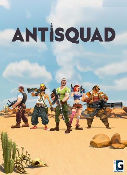 Antisquad Full Torrent İndir