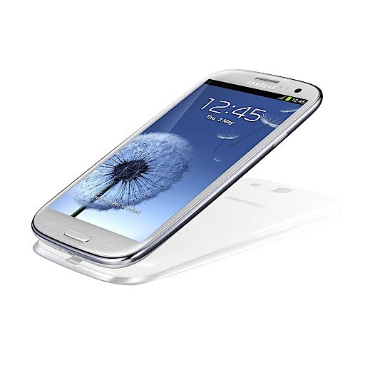 Photos officielles du Galaxy S3