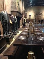 Dining Hall Hogwarts Londra Harry Potter
