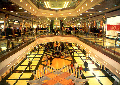 Shopping in antalya city antalya city blog - Centre commercial migros etrembiere ...
