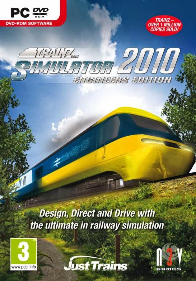 Free Download Trainz Simulator 2010 Engineers Edition Full
