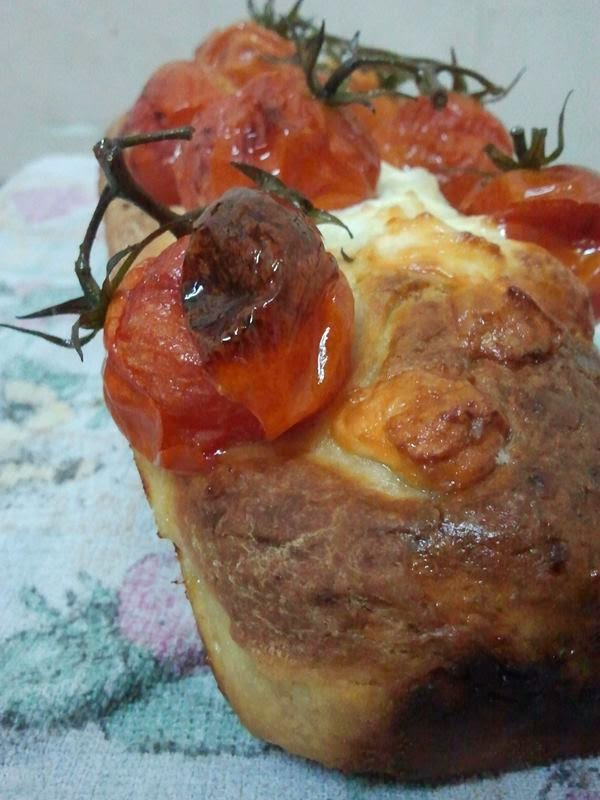 מאפה טאטן עגבניות שרי cherry bulgarian tatin