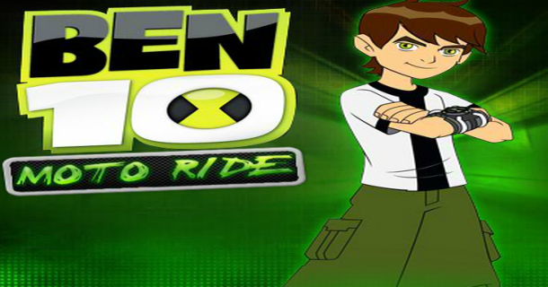 Ben 10 Moto Ride - play free online games on ALFY.com