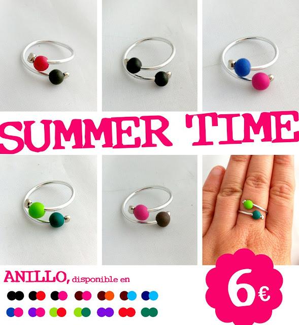 anillos osmit summer time