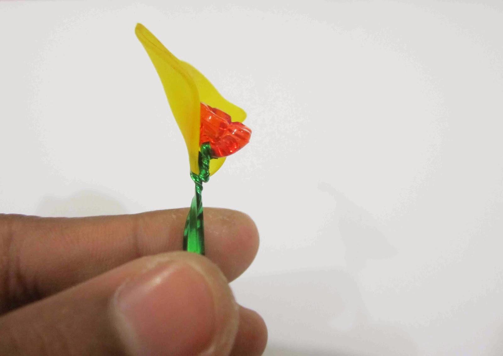 Sang Anggrek Merpati Tutorial Akrilik Bunga Bougenvile