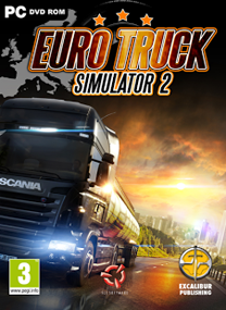 Download Euro Truck Simulator 2 v1.4.12 PC FREE Full