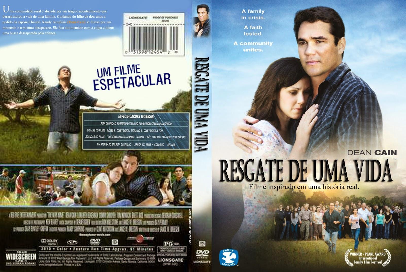 Filme Resgate De Uma Vida regarding resgate de uma vida | baixaki capas