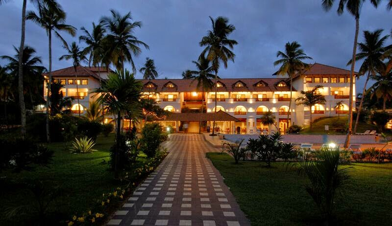 Resort in Poovar