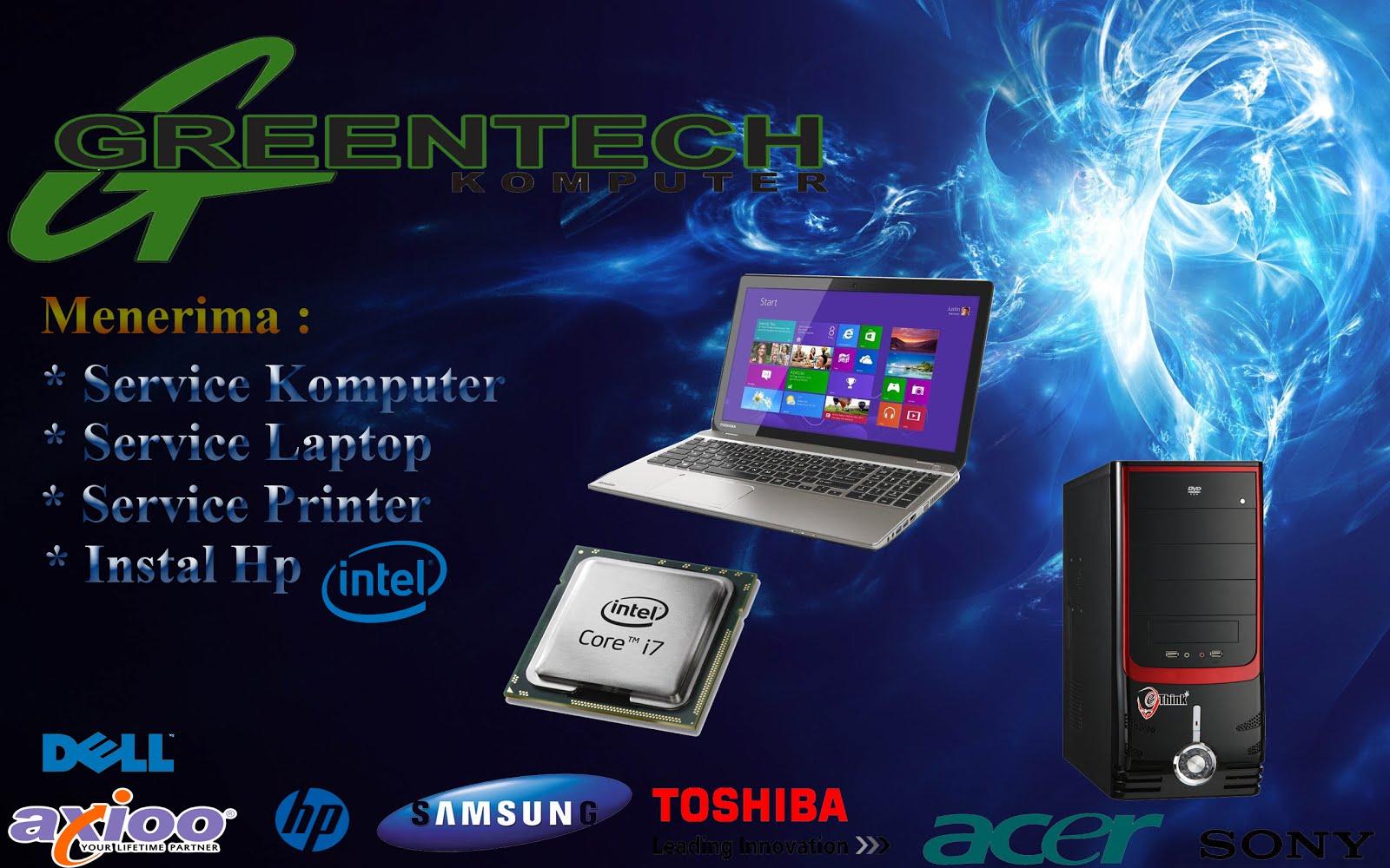 Greentech Komputer Tembilahan