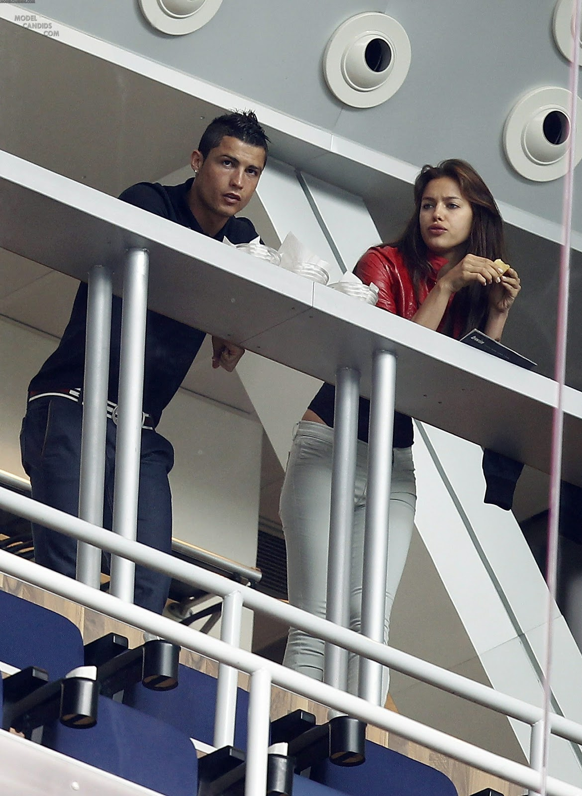 new sports stars cristiano ronaldo girlfriend irina shayk