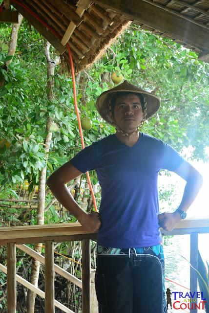 Picture Taking at Iwahig, Palawan