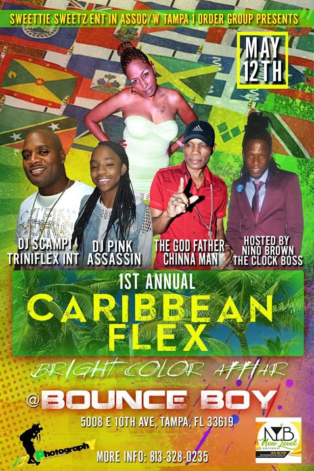 CARIBBEAN FLEX - TAMPA, FL