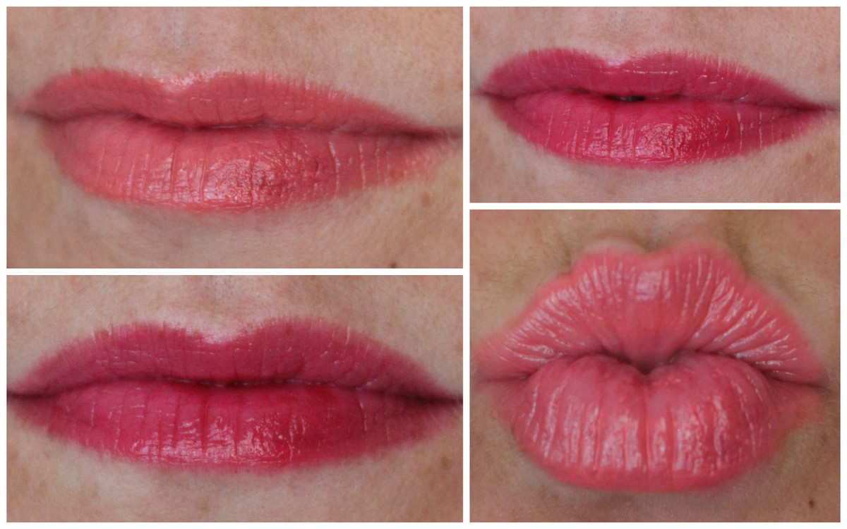 bourjois color boost lip crayons fuchsia libra peach on the beach - Color Boost Bourjois