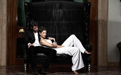 Nargis Fakhri for Castel Royale Ad Campaign photo shoot