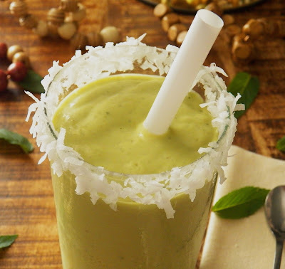 Avocado Banana Shake
