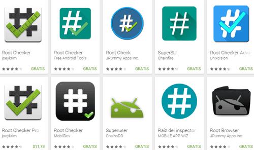 Como saber si eres un usuario ROOT en Android