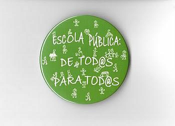 Nos somos  escola pública