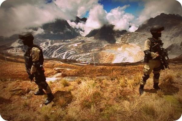 Polda Papua Perketat Pengamanan PT Freeport Indonesia