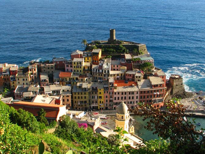 Fotos de la Riviera italiana
