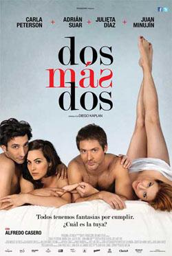 Dos Más Dos 2012 poster