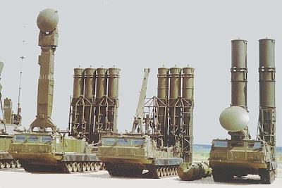 Venezuela sistema de defensa anti aérea S-300V-Battery-1S