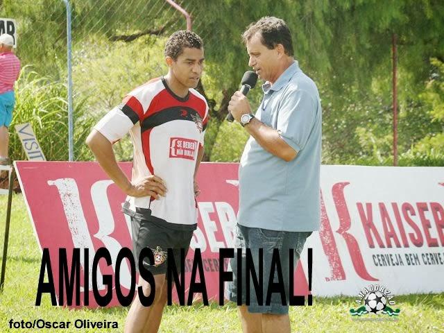 Com o gol dele, Clube dos Amigos conquista vaga na final da Copa Kaiser.