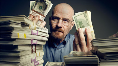Breaking Bad Character by Jonah Engler
