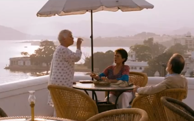 The Most Exotic Marigold Hotel images