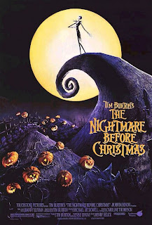 nightmare before christmas-best popular Christmas movies