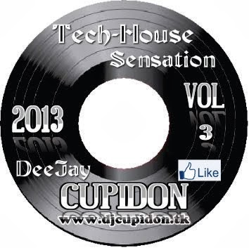 Dj Cupidon - Tech House Sensation Vol 3
