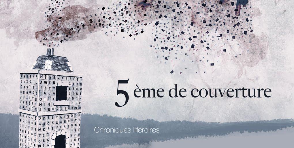 Cinquième de couverture - Chroniques littéraires