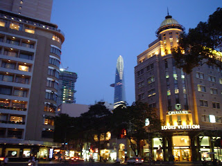 Metropolitan Hotel. Ho Chi Minh City (Vietnam)