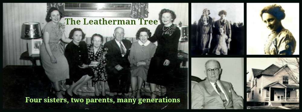 The Leatherman Tree - Our Family History