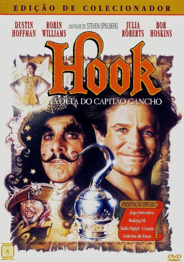 Hook: A Volta do Capitão Gancho – Dublado