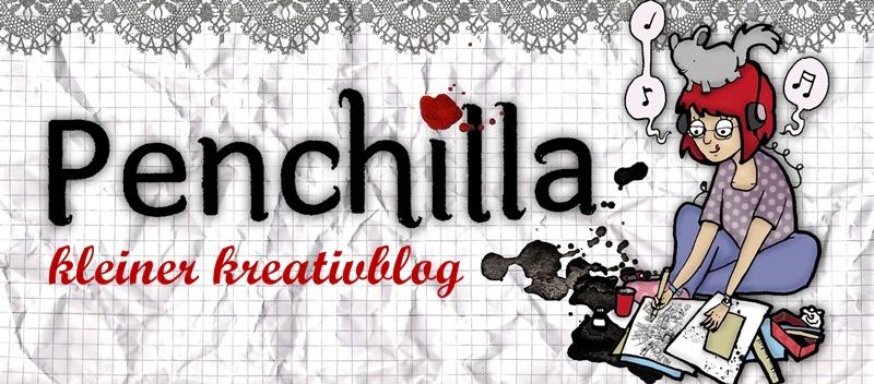 bunt und kreativ-der supertastische Penchilla Blog