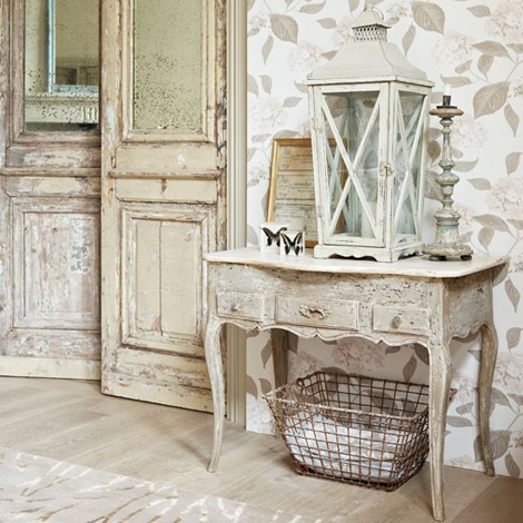 Shabby chic decor 1 crafts and decor for Chambre style shabby chic