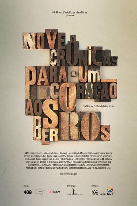 Nove Crônicas para um Coração aos Berros – Nacional (2013)