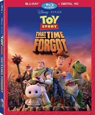 Toy Story That Time Forgot 2014 BD25 Latino