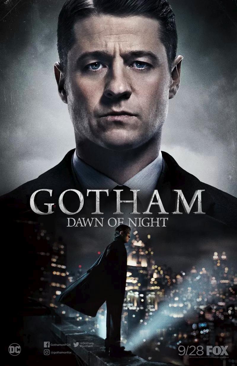 Gotham (2014-) ταινιες online seires oikamenoi greek subs