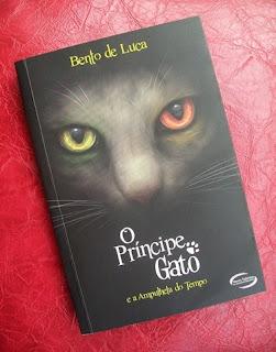 O Príncipe Gato - Bento de Luca - Novos Talentos