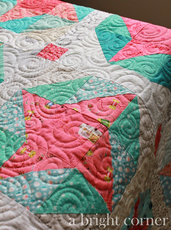 Sun and Surf quilt