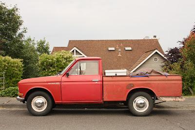 1968 Datsun 520 pickup.