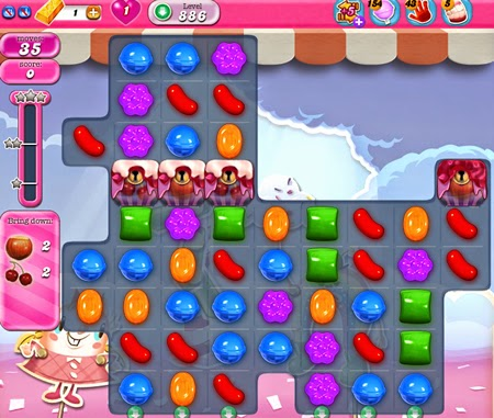 Candy Crush Saga 886