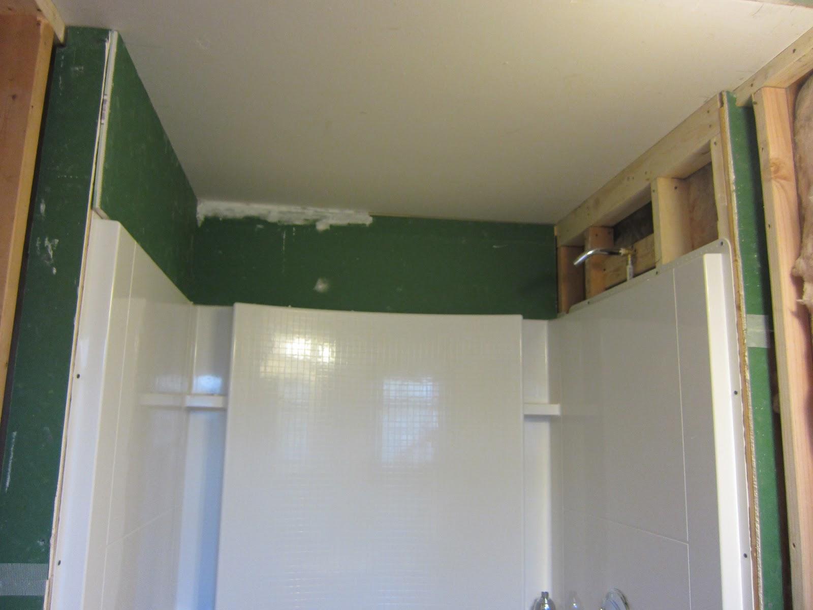 Frugal Ain T Sneak Peak Bathroom Addition