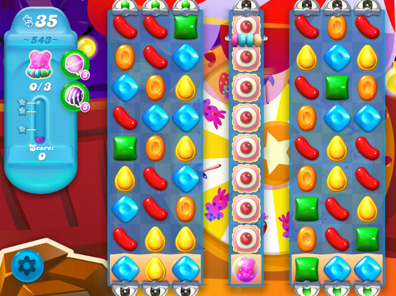 Candy Crush Soda 543