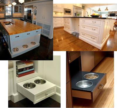 Dise o de cocinas ingeniosos cocinas y ba os reposteros - Diseno de cocinas y banos ...