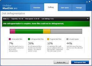 Download Uniblue MaxiDisk